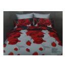 grossiste Linge de lit & Matelas: Bed ensemble de hj13065 3D de lin