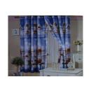 Großhandel Vorhänge & Gardinen: Eine Reihe von  Vorhängen 3D cya14200