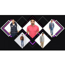Mens fashion  outlet clothes(eg jeans and jeans)