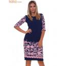 Elegante Big Size Kleid