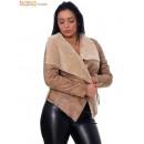 ingrosso Cappotti e giacche:giacca furry