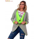 wholesale Fashion & Mode:Big Size Woman Cardigan