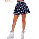 wholesale Skirts:Casual Short Skirt Dots