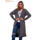 wholesale Coats & Jackets:Woman knitted Cardigan