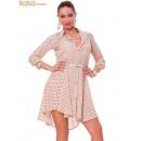 Großhandel Kleider:Casual Dots Kleid