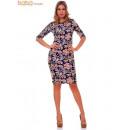 Elegante Midi-Kleid