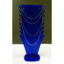 grossiste Boîtes et presentoirs bijoux: Bijoux collier de  stand, acrylique, 520