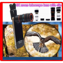 grossiste Electronique de divertissement: Handy télescope 8X  Zoom Universal caméra clip