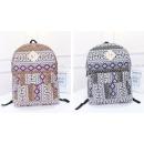 Rucksack Backpack Ethno Trendy Satchel