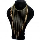 Halskette mit  Anhänger Modische Elegante Kette