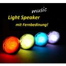 Music Light Light Speaker Speaker USB MicroSD