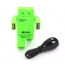 USB 4-Port USB 2.0 Mini Hub Figure