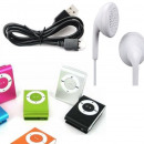 Mp3 Player Accessories USB Charging Cable Inear He