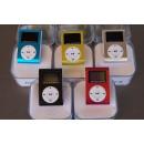 grossiste Lecteurs MP3 et MP4: mini-aluminium  lecteur MP3 avec écran dispay