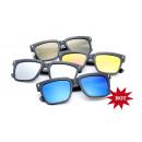 Camouflage Szabadidő napszemüveg nyári ...
