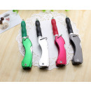 Ballpoint pen promotional material pocket knife