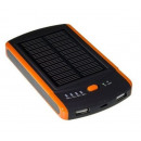 Solar Power Bank  Battery 6000mah Tablet Camera Pho