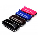 wholesale Glasses: Glasses Sunglasses  Case Summer leather look