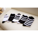 Calcetines  calcetines rayas unisex
