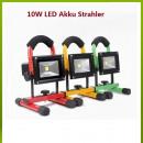 wholesale Garden & DIY store: 10W LED work light  battery Baustrahler Baulicht