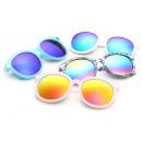 Nerd retro leisure Summer Sunglasses Glasses