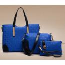 Großhandel Taschen & Reiseartikel: Damen Taschen Set  Luxus Tragetasche Handtasche