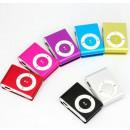 grossiste Lecteurs MP3 et MP4: Mp3 Player Aluminium Mini avec clip