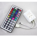 Controlador RGB con 44key remoto LED Stripes