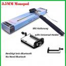 Selfie Stick Monopod 3.5mm Complete Stick - SET