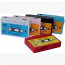grossiste Lecteurs MP3 et MP4: Mp3 Player  Cassette style Micro SD AUX