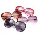 Frauen Kleid  Sonnenbrille Sommer Brille