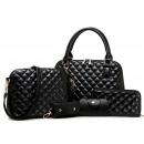 Women bag Set Vintage Tote Handbag