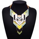 Großhandel Schmuck & Uhren: Halskette im Eulen  Design Modische Elegante Kette