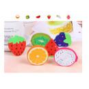 Eraser  reclamemateriaal Fruits