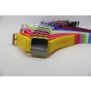 ingrosso Gioielli & Orologi: Orologio LED del  silicone delle donne degli uomini