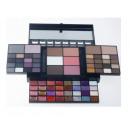 Makeup Set Eyeshadow Powder combination Lipgloss