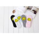 Socks Sneaker Socks Smiley Unisex