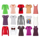 wholesale Pullover & Sweatshirts: Mix Garment Bonprix pants t-shirt skirt