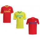 Großhandel Sportbekleidung:Fußballsporttrikots, T-Shirt Darstellungen