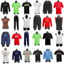 T-shirts tops pants NIKE REEBOK Puma MIX