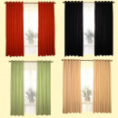 wholesale Curtains & Drapery: CURVES 117x137 CM 100% coton COLORS