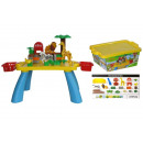wholesale Blocks & Construction: The little table  BLOCKS BOX ZOO ANIMALS