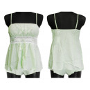 Großhandel Shorts: Damenblusen mit Trägern TOP Hemden und Shorts