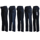 wholesale Jeanswear: MATERNITY JEANS  LONG PANTS PANEL ADJUSTABLE