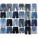 Großhandel Hosen: Jeans Hosen kurze Jeans mischen Frauen Männer