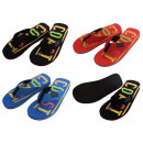Beach shoes  flip-flops for men of the pool