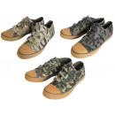 Las zapatillas de  deporte zapatos de las zapatilla