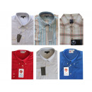 wholesale Shirts & Blouses: Shirt long-sleeved  short-sleeved men's