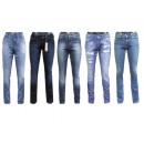 Großhandel Hosen: Markenjeans Wrangler Lee für Damen