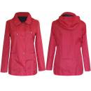 wholesale Coats & Jackets: Women's jackets with a hood, spring coats